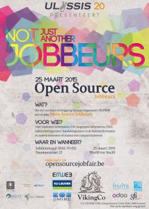 ULYSSIS Jobbeurs poster finaal