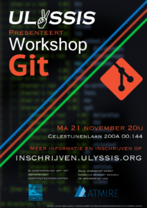 Workshop Git Poster